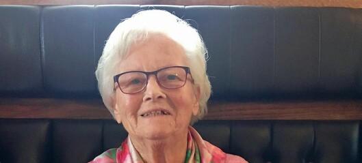 Døve Klara Gjøen får ikke spesialplass på sykehjem som er avsatt for nettopp døve