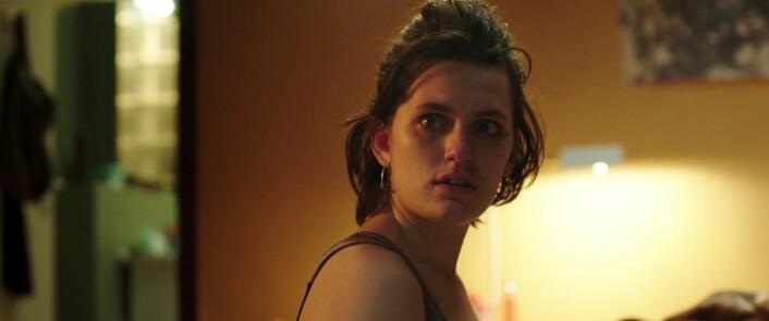 Ella Rumpf spiller søsteren til Justine, og har en stor rolle i filmen. Foto: