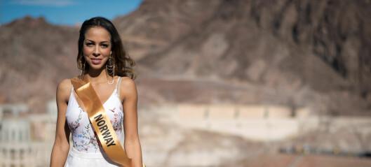 – Jeg håper Norge er klar for en mørkhudet vinner av Miss Norway