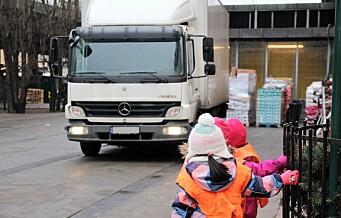 Oslo FrP: — Byrådets tiltak mot forurensning fra tungtransport er symbolpolitikk