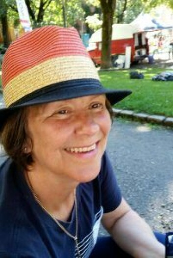 Ingrid-Anne Minde fra St. Hanshaugen har arrangert Vestkanttorvet i 30 år. Foto: Privat