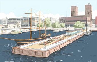 Rådhusbrygge 2 gjenåpner i september, klar for charterbåtene