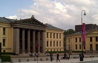 Flere ansatte ved juridisk fakultet i Oslo skal ha sluttet på grunn av seksuell trakassering