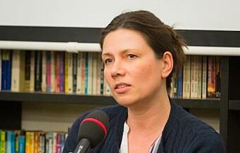 Høyres Heidi Nordby Lunde: – Jeg ser ingen grunn til at Hege Storhaug og HRS skal fortsette med statsstøtte