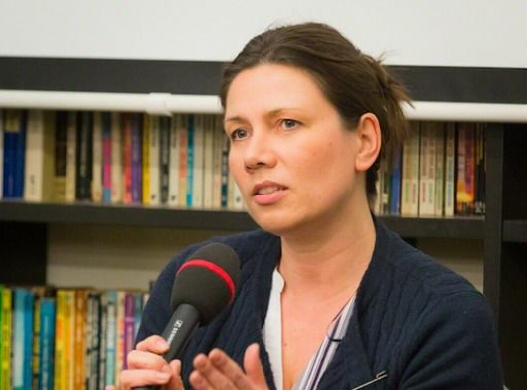 Heidi Nordby Lunde (H). Foto: Tore Sætre / Wikimedia