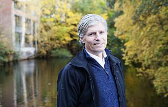 Ola Elvestuen (V) er opptatt av kollektivtransport og det nye regjeringskvartalet