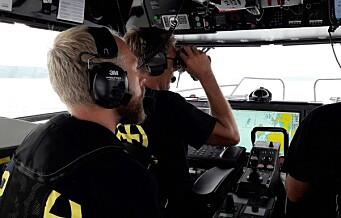 Redningsskøytas frivillige hjelper desidert flest båtfolk. Vi ble med på utrykning i indre Oslofjord