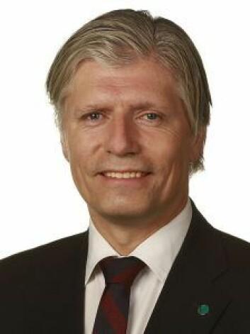 Ola Elvestuen mener regjeringen prioriterer Klemetsrudanlegget og peker på klimamelding fra regjeringen i løpet av våren. Foto: Stortinget