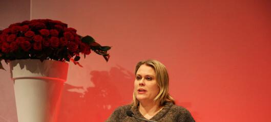Siri Gåsemyr Staalesen (Ap) vil jobbe for å skaffe arbeid til alle, og at Oslos borgere skal bli hørt