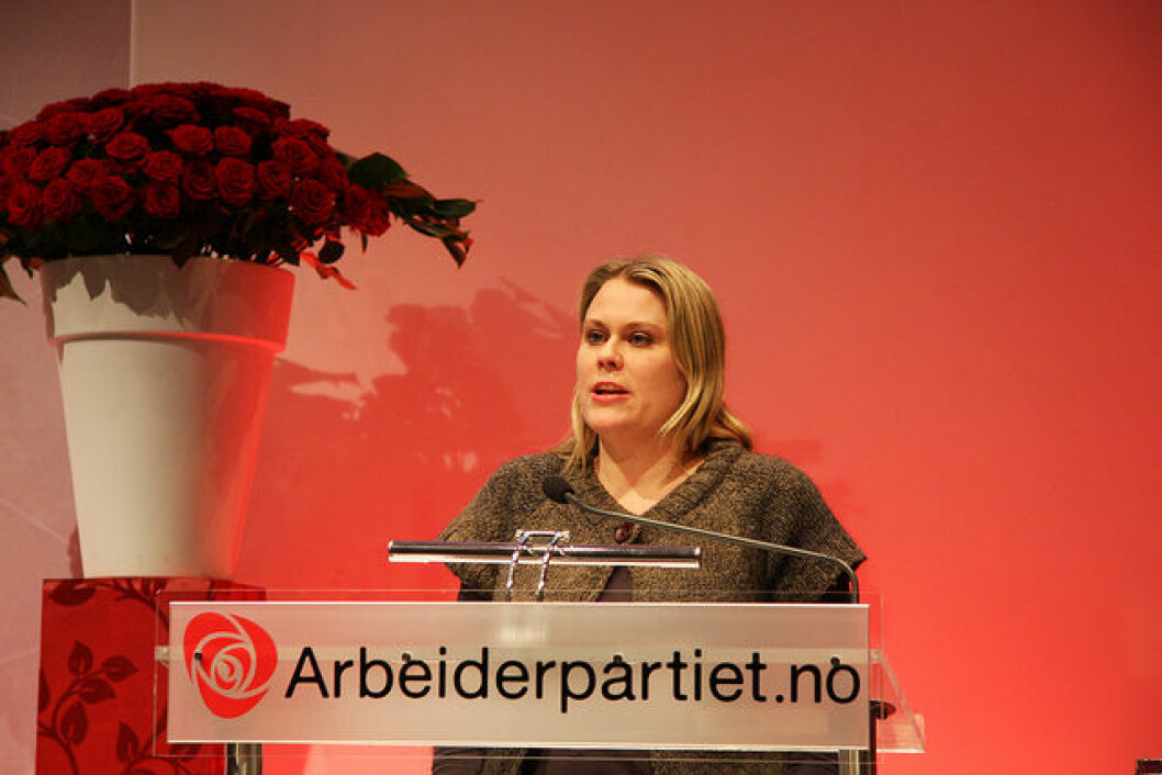 Siri Gåsemyr Staalesen. Foto: Arbeiderpartiet