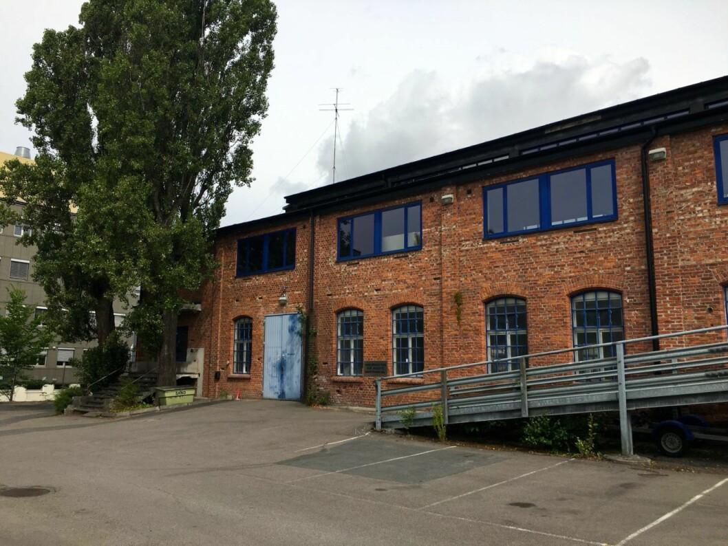 Levahn mekaniske verksted på Ensjø skal bygges om til leiligheter. Foto: Live Drønen/VårtOslo