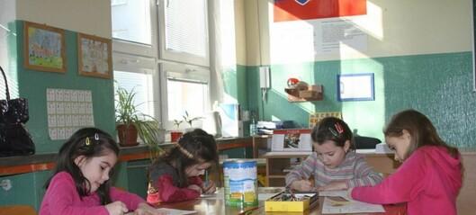 – Høyre svikter de yngste elevene med deres såkalte kunnskapsskole