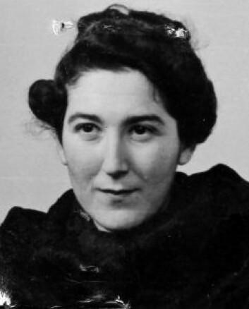 Sara Gitel Arsch. Foto: Jødisk museum