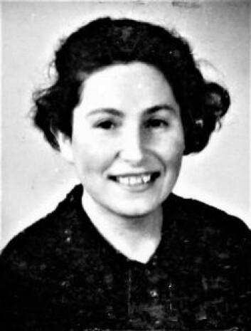 Sarah Aschkanaze. Foto: Jødisk museum