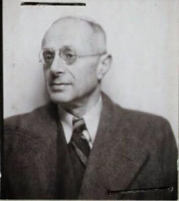 Richard Sally Seligmann. Foto: Jødisk museum
