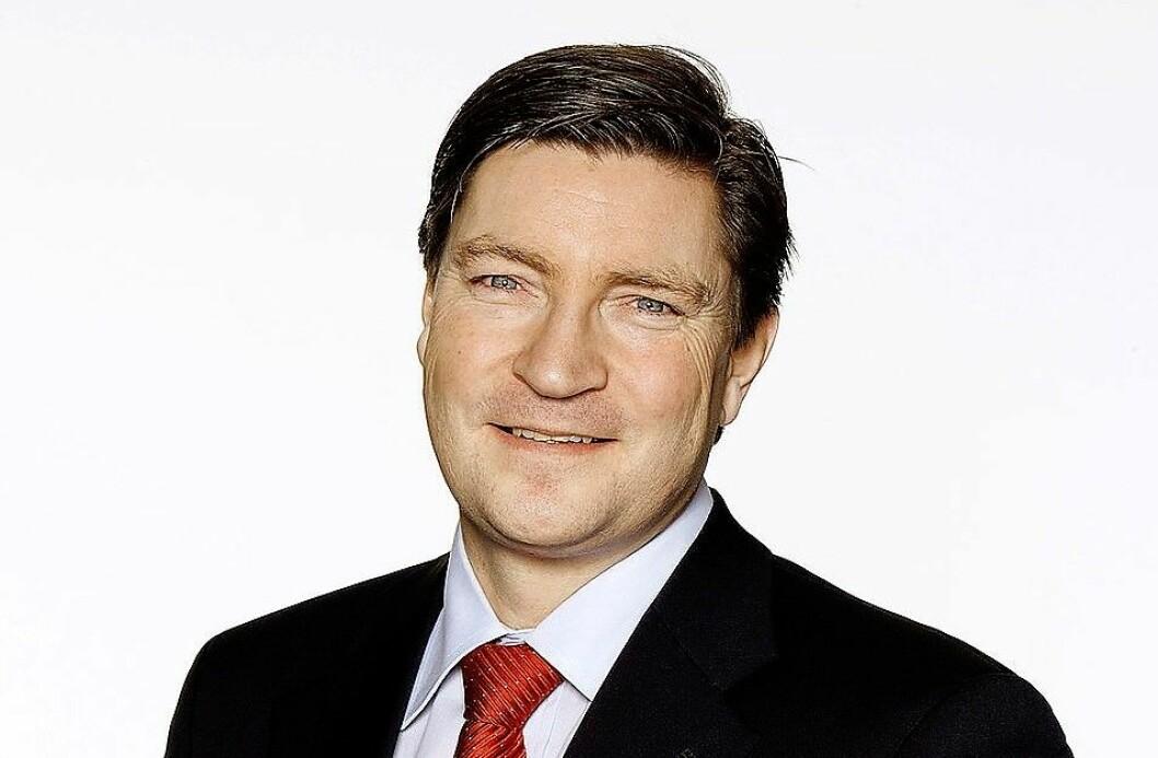 Christian Tybring-Gjedde. Foto: Stortinget