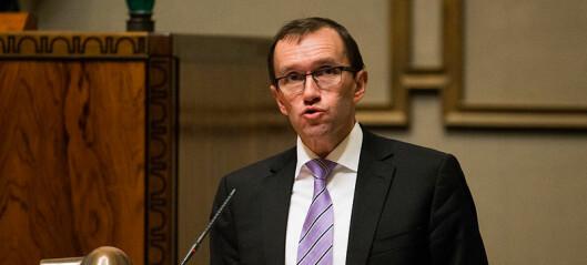 Espen Barth Eide (Ap) vil jobbe for en god integreringspolitikk i Oslo