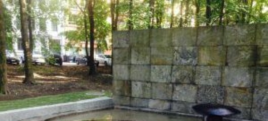 Endelig har byrådet satt av penger til å oppgradere Klosterenga skulpturpark