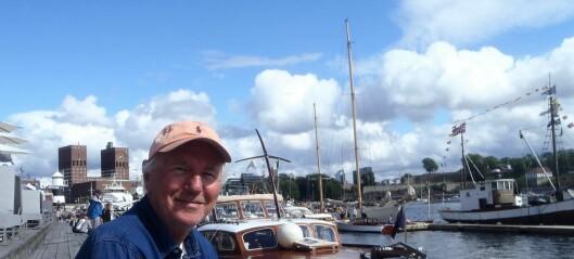 Oslofjordens flotteste trebåter kan bli sett på Oslo trebåtfestival ved Aker brygge denne helga
