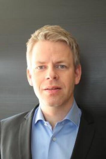 Vebjørn Torsetnes. Foto: Privat