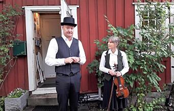 Musikkfortellingen Salamon Supers eventyrlige tidsreise er en gave til Oslo