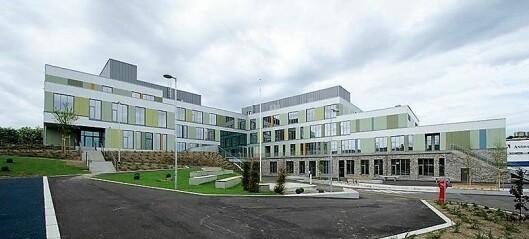 Fra i morgen skal Ruseløkka-elever fra Oslo vest busses til nye Vollebekk skole på østkanten
