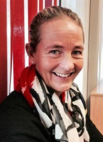 Kathrine Larsen blir den første rektoren ved nye Vollebekk skole.