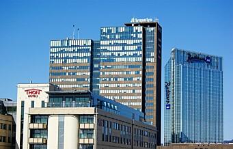 Postgirobygget kan bli Norges høyeste bygg