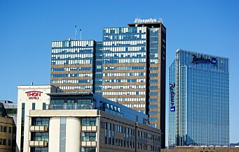 Det rødgrønne byrådet i Oslo vil ha flere høyhus