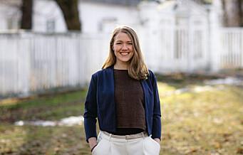 Une Aina Bastholm (MDG) vil jobbe for ren luft og smart arealbruk i Oslo