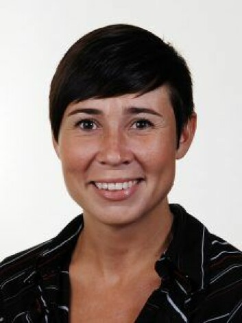 Ine Eriksen Søreide. Foto: Stortinget