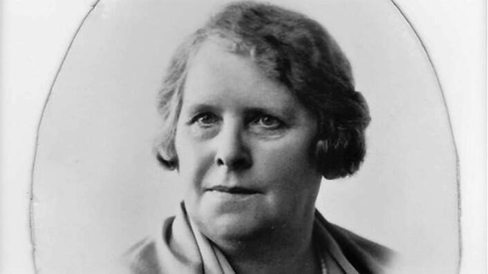 Regine Normann er nordlandsforfatteren som nå blir trukket opp i lyset igjen. Foto: Museum Nord