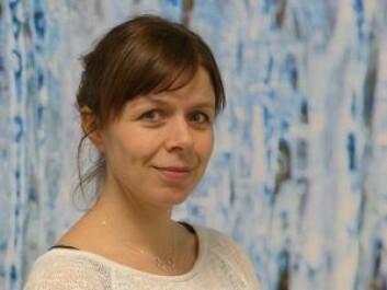 Daglig leder for Tax Justice Network, Sigrid Klæboe Jacobsen. Foto: TJN Norge