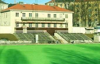 Byrådet vil bygge flerbrukshall på Dælenenga. — En stor dag for idretten på Grünerløkka