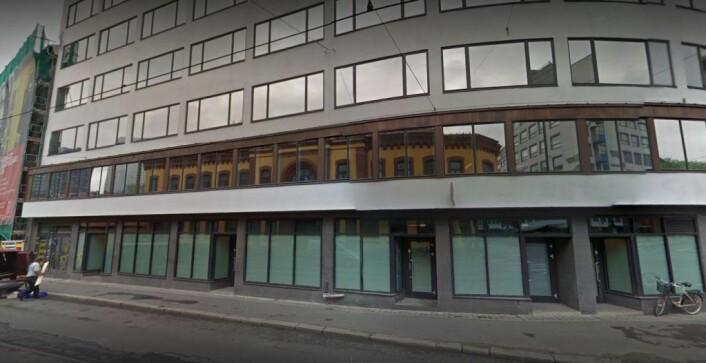 Barnevernet i bydel Grunerløkka holder til i Storgata. Foto: Google maps
