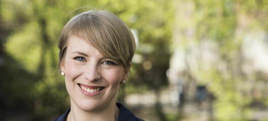 Kari Elisabeth Kaski (SV) vil kjempe for Oslos 18 000 barn som vokser opp i fattigdom