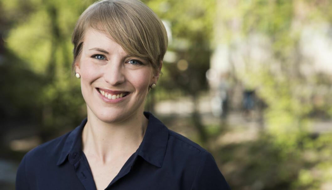 Kari Elisabeth Kaski.