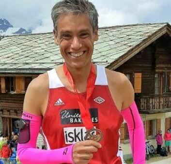 Tim Bennett er ansvarlig for løypetraseen i BMW Oslo maraton. Han er selv en meget erfaren og god maratonløper. Foto: Privat