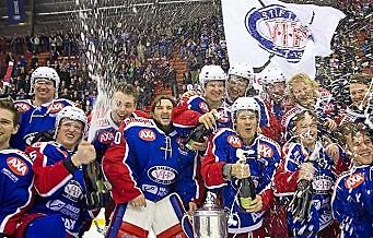 Vålerenga Hockey sikter seg inn på en topp-4 plassering og VårtOslo tipper tabellen