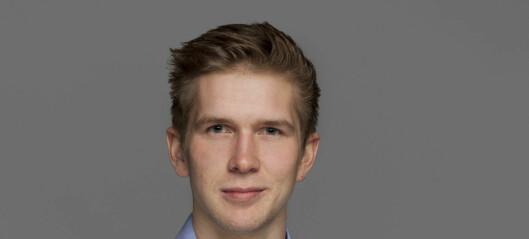 Didrik Beck (Ap) vil gi alle de samme mulighetene i livet ved å få ned frafallet i videregående skole