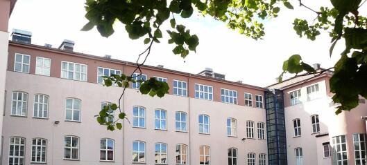 Bydelsutvalget på Frogner går inn for å rive Ruseløkka skole