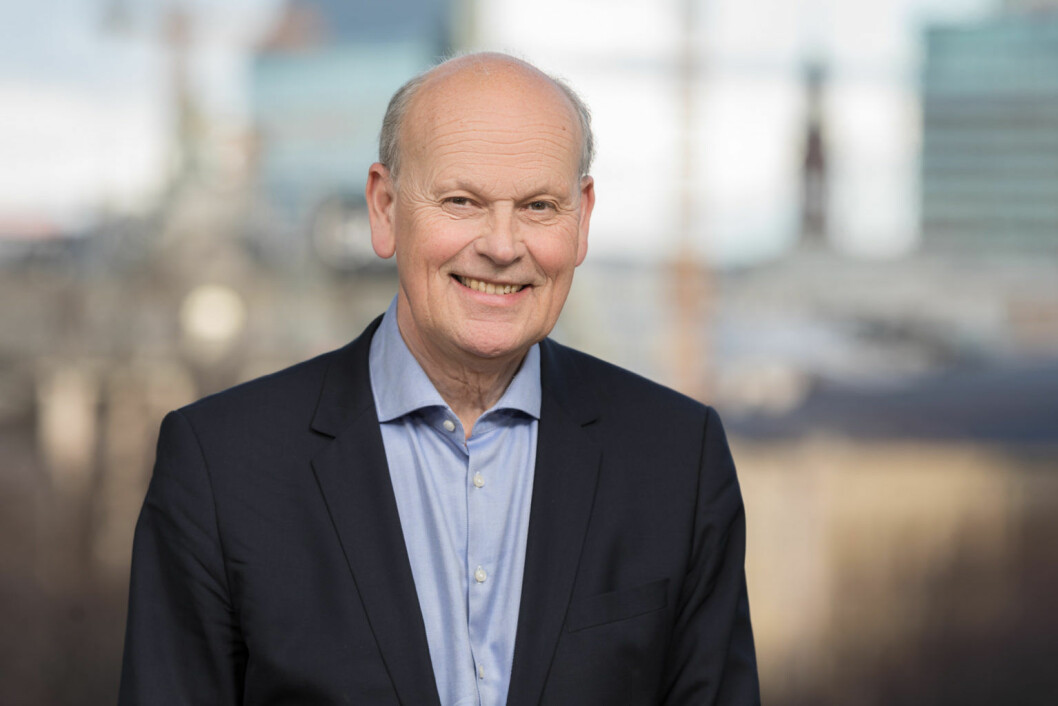 Michael Tetzschner (H). Foto: Hans Kristian Thorbjørnsen/Høyre