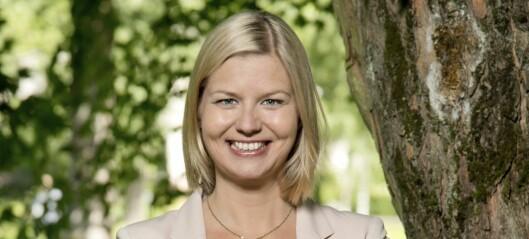Guri Melby (V) vil gi Oslo-barn som vokser opp i fattigdom de samme mulighetene som andre