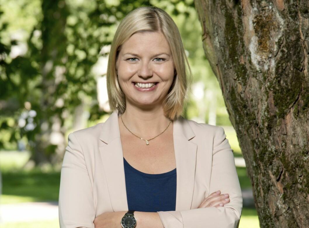 Guri Melby. Foto: Venstre