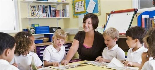– AP vil ha 500 nye lærere i Oslo, fem ekstra lærere på hver osloskole