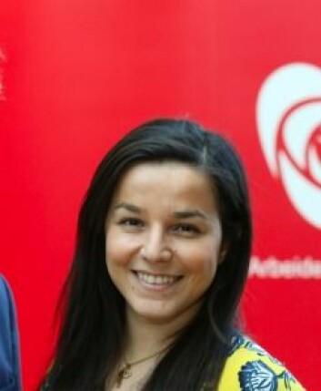 Zaineb Al-Samarai. Foto: Bernt Sønvisen/Ap