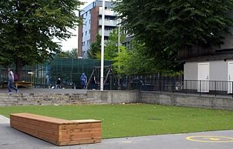 Elevene på Tøyen skole venter fortsatt på større skolegård