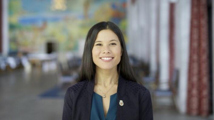 Lan Marie Nguyen Berg. Foto: CF-Wesenberg