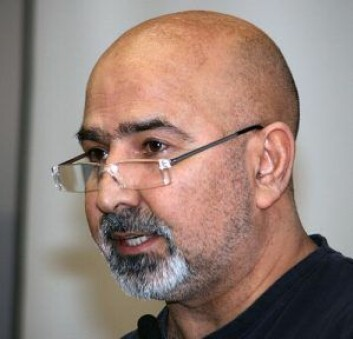 Reza Rezaee (Rødt Sagene). Foto: GAD / Creative Commons