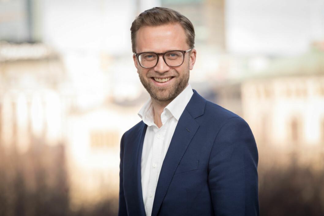 Nikolai Astrup. Foto: Hans Kristian Thorbjørnsen